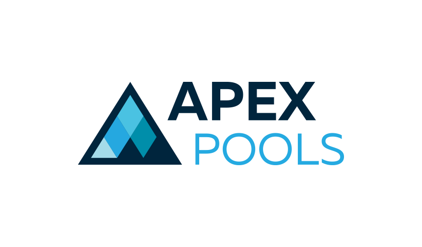 Apex Pools Website design and development by Eureka Creative