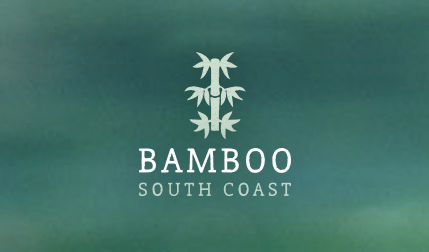 Bamboo South Coast Website design and development by Eureka Creative