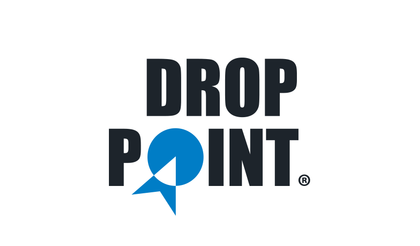 Eureka Creative Wollongong. Droppoint logo design