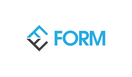 Eureka Creative Wollongong. Form Building logo design.