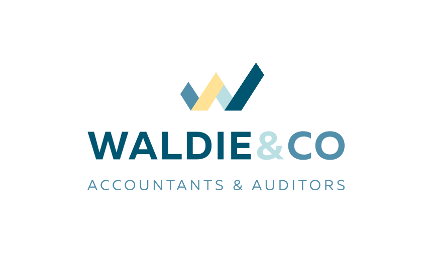 Waldie & Co. Website and Brand Design.