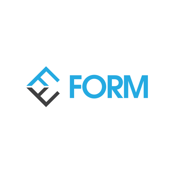 Form Building logo design