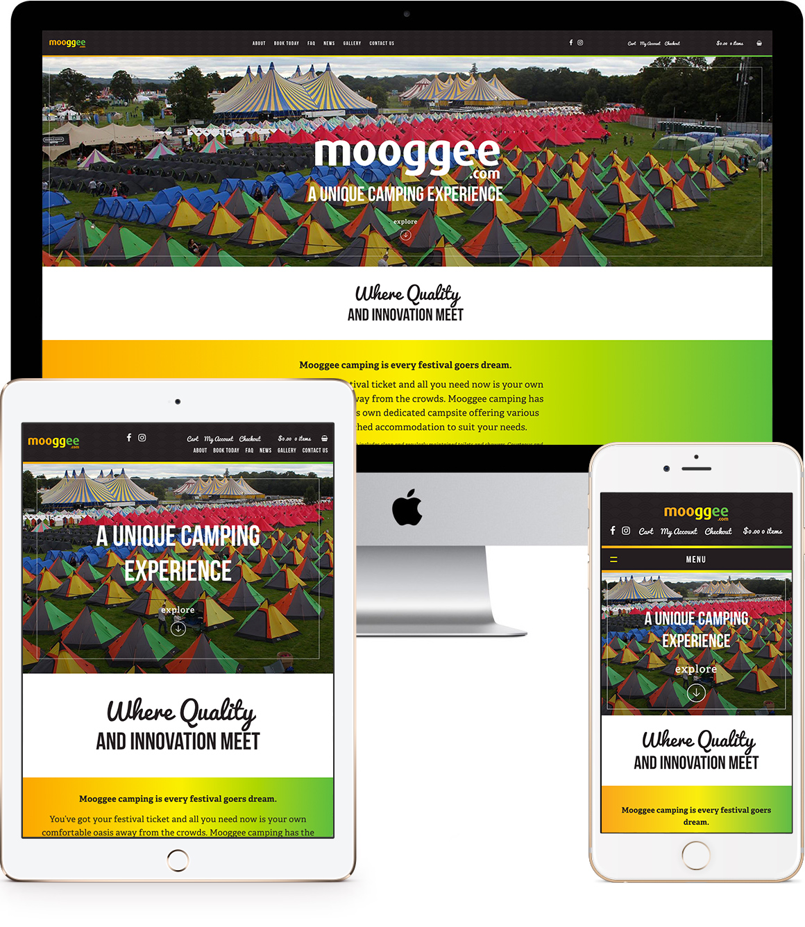 Mooggee Camping